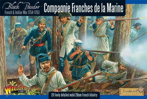 Compagnie Franches De La Marine - WG7-FIW-04