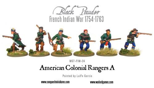 American Colonial Rangers - WG7-FIW-24