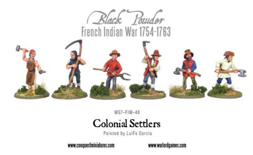 Colonial Settlers - WG7-FIW-48