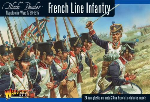 French Line Infantry (1806-1810) - WGN-FR-09