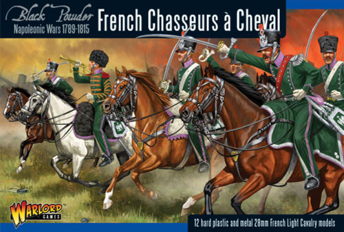 French Chasseurs a Cheval - WGN-FR-12