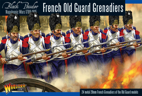 French Old Guard Grenadiers - WGN-FR-14