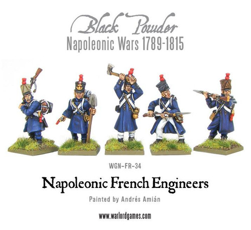 French Engineers - WGN-FR-34