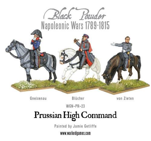 Prussian High Command - WGN-PR-23