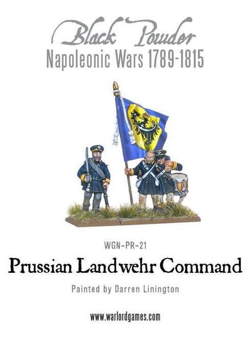 Prussian Command - WGN-PRU-22