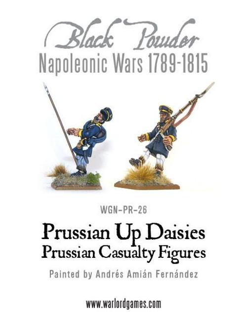 Prussian Landwehr Casualties - WGN-PRU-23