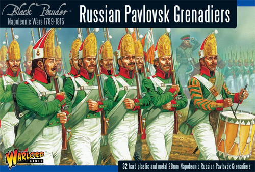 Russian Pavlovsk Grenadiers - WGN-RUS-03