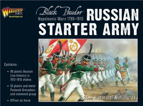 Russian Starter Army - WGN-RUS-04
