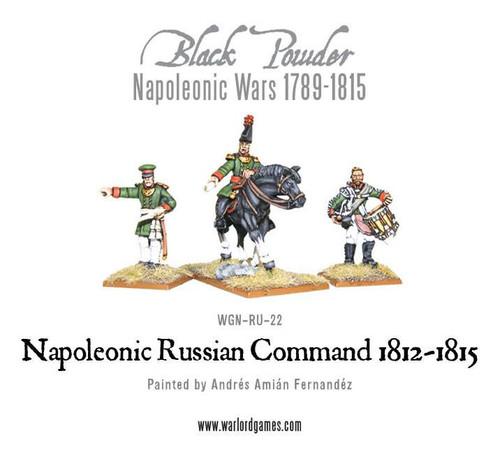 Russian Command (1812-1815) - WGN-RUS-22