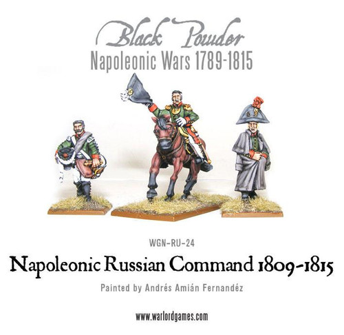 Russian Command (1809-1815) - WGN-RUS-23