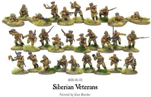 Siberian Veterans - WGB-RI-03