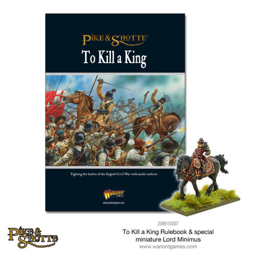 To Kill A King - English Civil War Supplement - 201013001