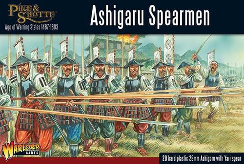 Ashigaru Spearmen - 202014002