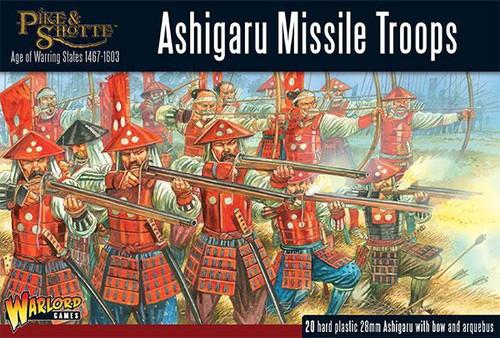 Ashigaru Missile Troops - 202014003