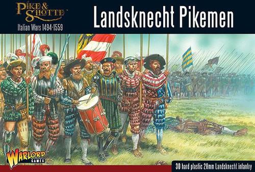 Landsknechts Pikemen - 202016001