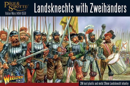 Landsknechts with Zweihanders - 202016002