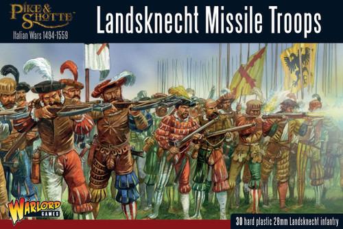 Landsknecht Missile Troops - 202016003