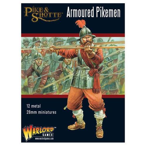 Armoured Pikemen - 202213001