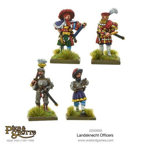 Landsknechts officers - 203006003