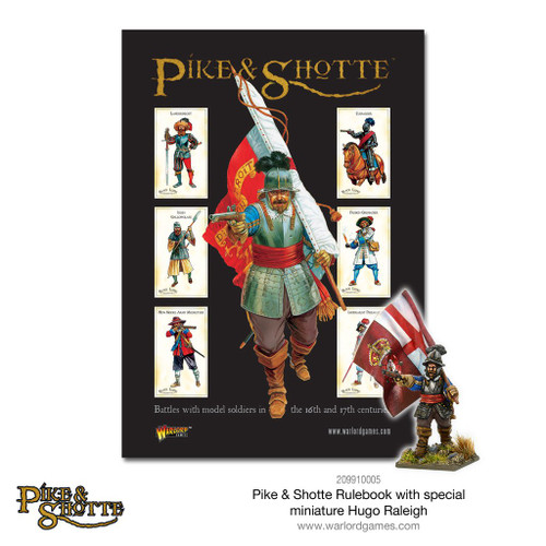 Pike & Shotte Rulebook - 209910005