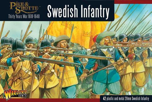 30 Years War Swedish Regiment - WGP-13