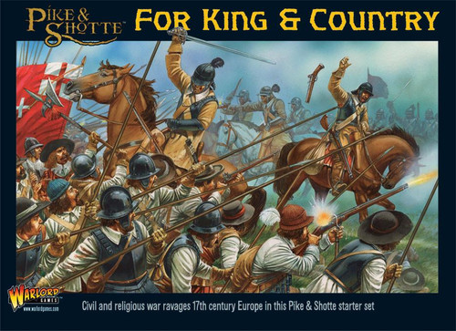 Pike & Shotte: For King & Country Starter Set - WGP-START-01