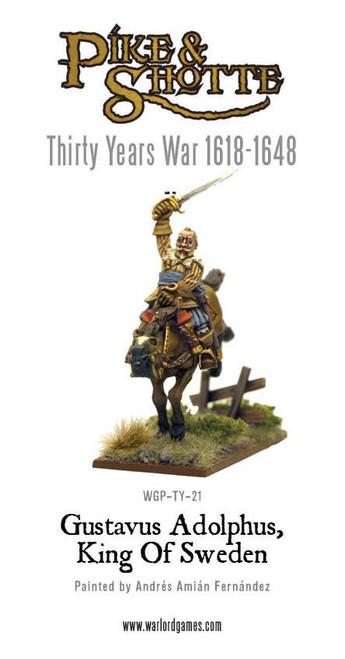 Gustavus Adolphus - King Of Sweden - WGP-TYW-01