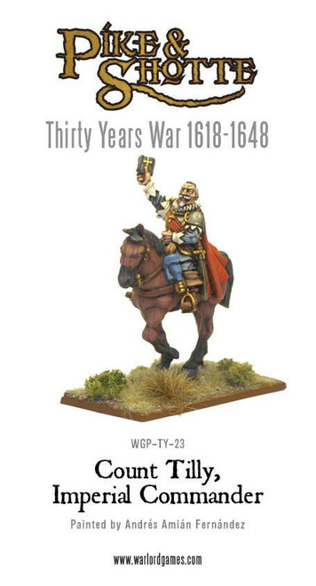 Count Tilly - The Monk In Armour - WGP-TYW-03
