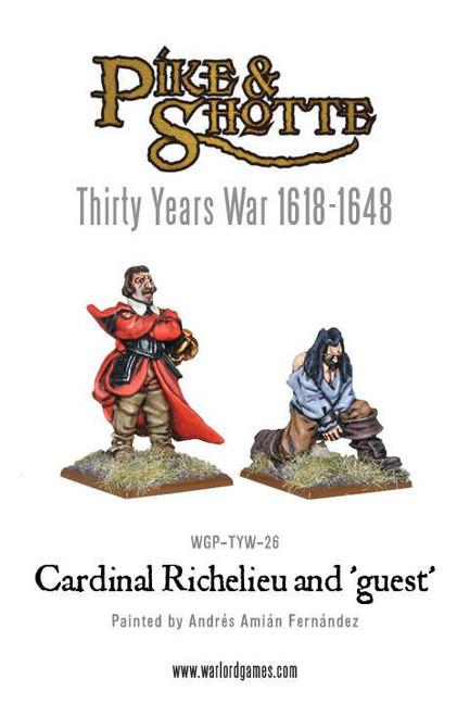 Cardinal Richelieu - WGP-TYW-26