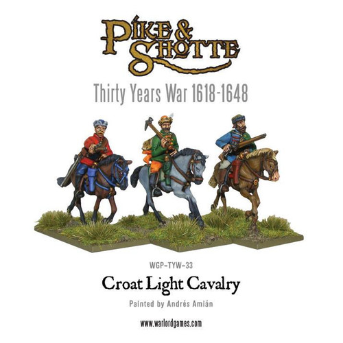 Croat Cavalry - WGP-TYW-33