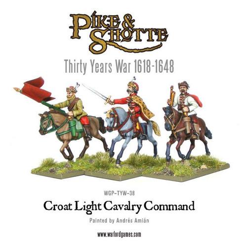 Croat Cavalry Command - WGP-TYW-38