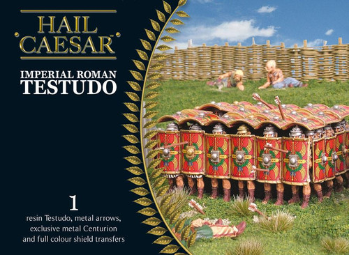 Early Imperial Romans: Testudo - 102411001