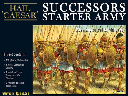 Macedonian Successor Starter Army - 102614001