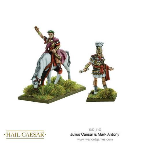 Julius Caesar & Mark Antony - 103011102
