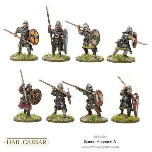 Saxon Huscarls A - 103013001