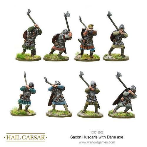 Saxon Huscarls with Dane axe - 103013002