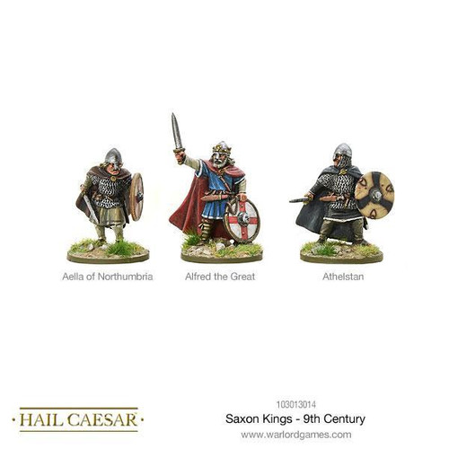 Saxon Kings - 9th Century - 103013014