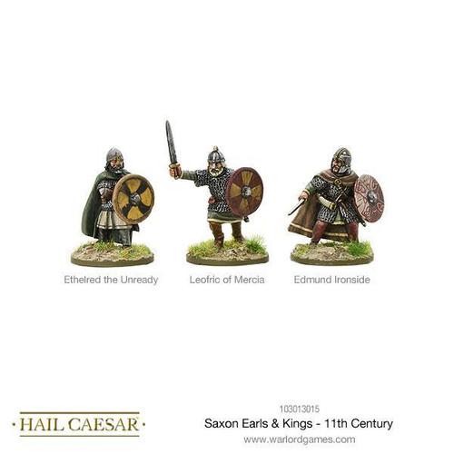 Saxon Earls & Kings - 11th Century - 103013015