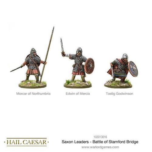Saxon Leaders - Battle Of Stamford Bridge - 103013016