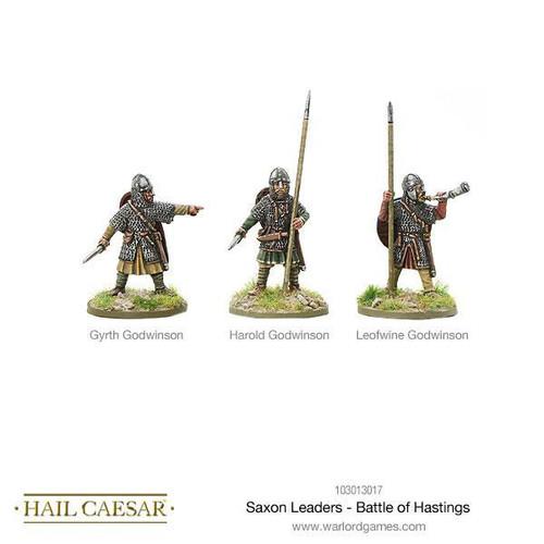 Saxon Leaders - Battle Of Hastings - 103013017