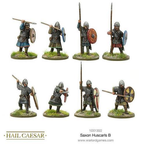 Saxon Huscarls B - 103013022
