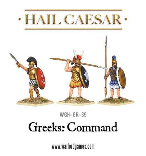 Greeks: Command  - WG-GR-COM-2
