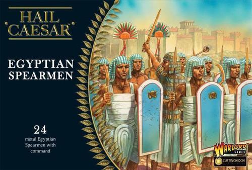Egyptian Spearmen - WGH-CEM-05