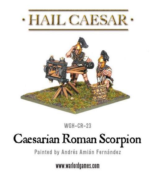 Caesarian Roman Scorpion - WGH-CR-23