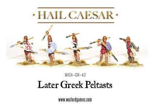 Later Greek Peltasts - WGH-GR-37