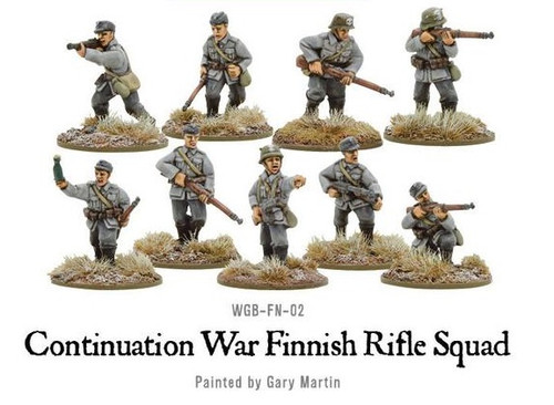 Finnish Rifle Squad