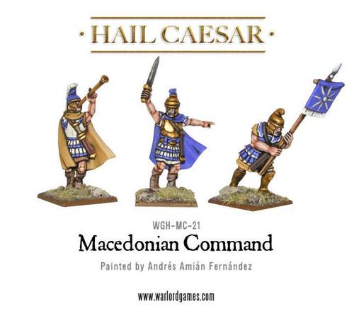 Macedonian Command - WGH-MC-21