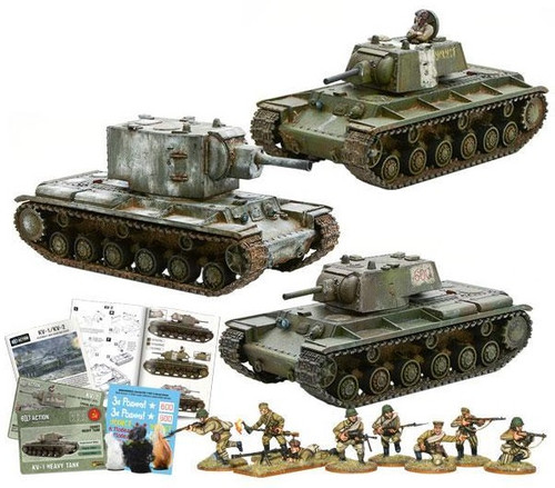 KV-1/KV-2 Platoon