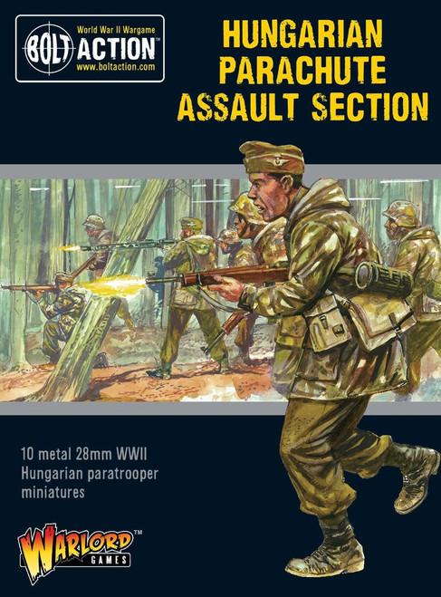 Hungarian Parachute Assault Section - 402217406