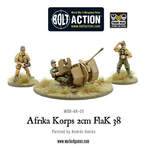 Afrika Korps 2cm Flak 38 - 403012030